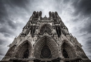 My MC goes to a cathedral like this. This beautiful photograph is by Joshua Holko.