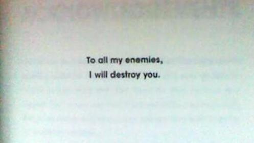 destroy